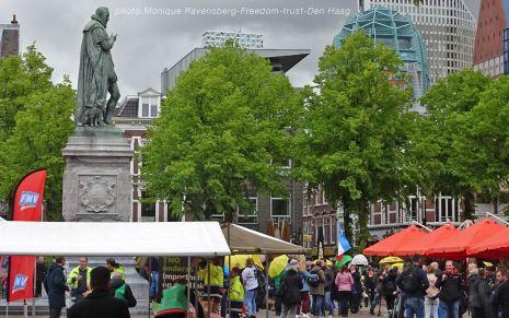 Freedom-210525-Den-Haag-overview