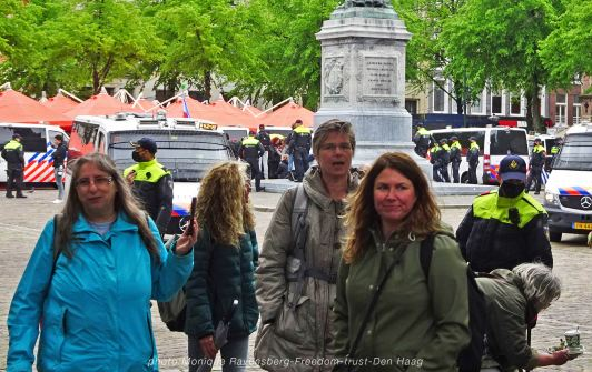 Freedom-210525-Den-Haag-police-chase