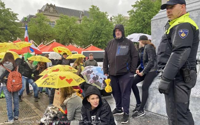 Freedom-210525-Den-Haag-rain