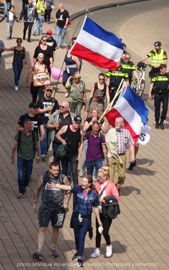 Freedom-210529-Rotterdam-march