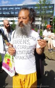 Freedom-210529-Rotterdam-message-shirt2