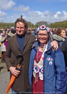 Freedom-Liberation-Day-Jeroen-&-Rosaly-Rosette