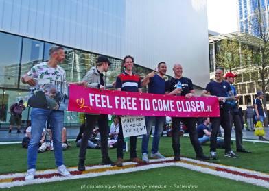 Freedom-march-210509-Rotterdam-feel-free