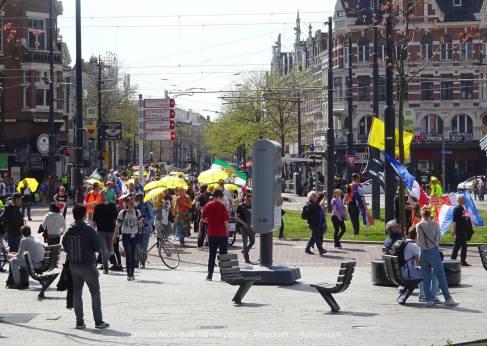 Freedom-march-210509-Rotterdam-Kruisplein-2