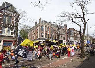 Freedom-march-210509-Rotterdam-Nieuwe-Binnenweg2