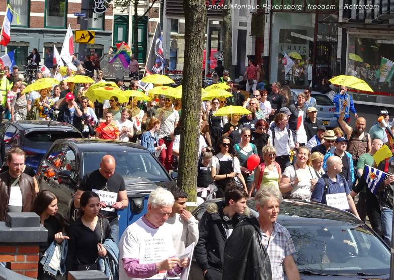 Freedom-march-210509-Rotterdam-Nieuwe-Binnenweg3