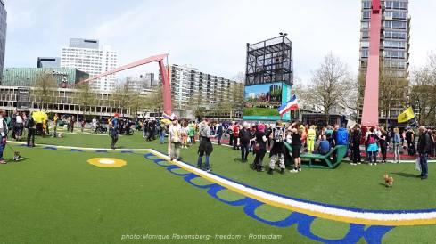 Freedom-march-210509-Rotterdam-panorama1