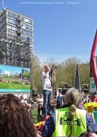 Freedom-march-210509-Rotterdam-Tinus-speech