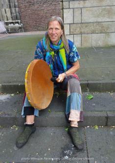 Dancer-encore-210604-Utrecht-drum