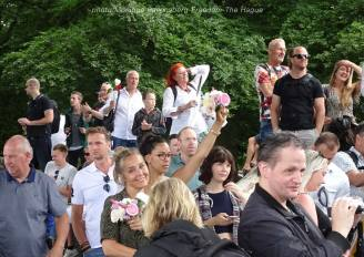 Freedom-210620-The-Hague-flower-lady-and-Danny
