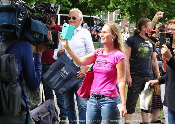 Freedom-210620-The-Hague-old-media-and-Marielle