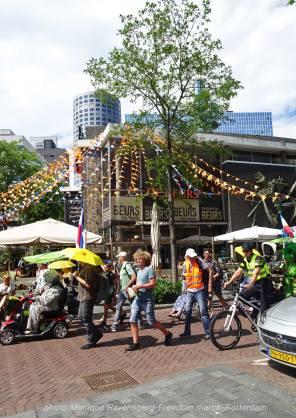 Freedom-210627-Rotterdam-orange