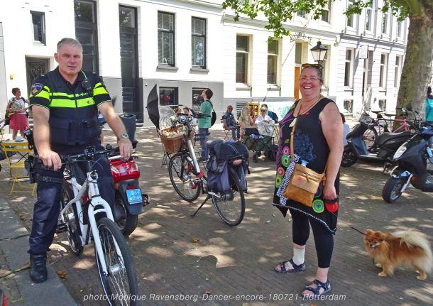 Dancer-encore-210718-Rotterdam-police