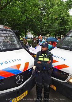 Freedom-210704-The-Hague-Floor-ambulance