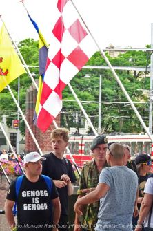 Freedom-210704-The-Hague-schelppad-flags