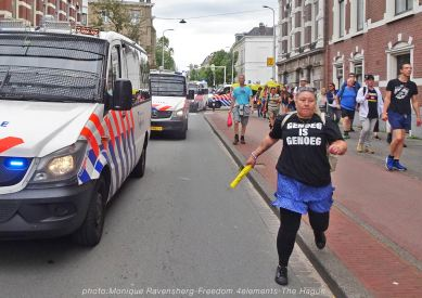 Freedom-210704-The-Hague-walk-together
