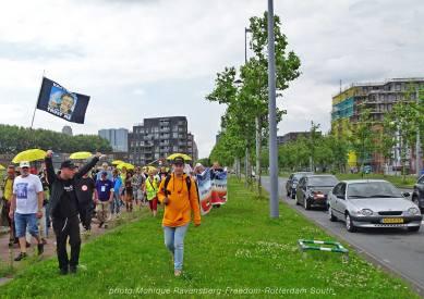 Freedom-210711-Rotterdam-South-car-talk