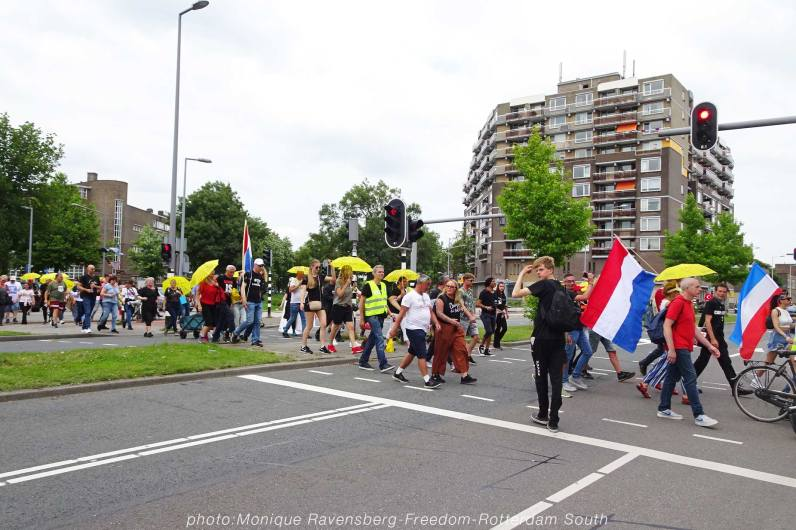 Freedom-210711-Rotterdam-South-cross-over