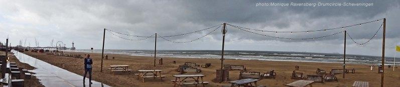 Drumcircle-beach-panorama-rain