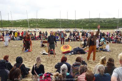 Drumcircle-ceremonie