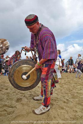 Drumcircle-gong