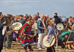 Drumcircle-listen