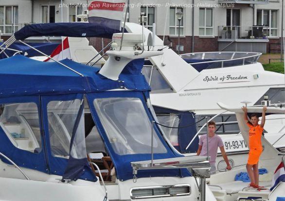Freedom-210807-Hellevoetsluis-boat