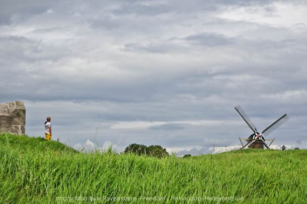 Freedom-210807-Hellevoetsluis-mill-hill
