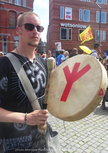 Freedom-210814-Den-Bosch-drum