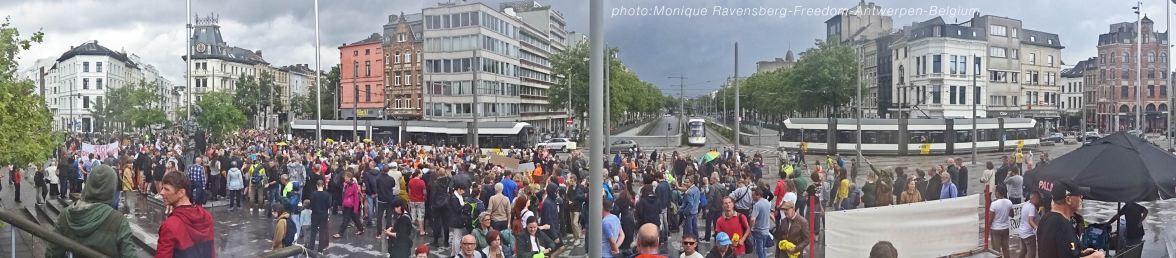Freedom-210822-Antwerpen-panorama