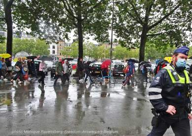 Freedom-210822-Antwerpen-rain-walk