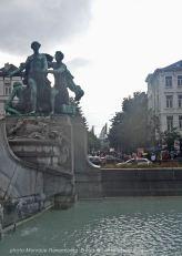 Freedom-210822-Antwerpen-statue