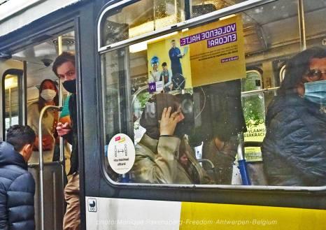 Freedom-210822-Antwerpen-tram