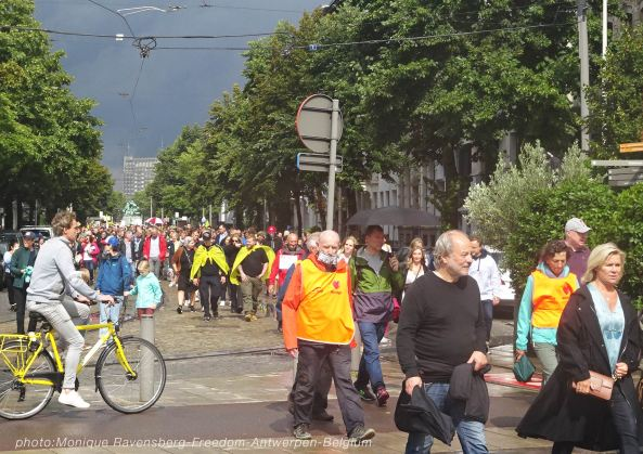 Freedom-210822-Antwerpen-walk-finish