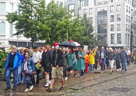 Freedom-210822-Antwerpen-walk-occupy
