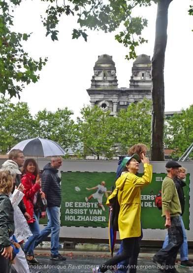 Freedom-210822-Antwerpen-walk-on