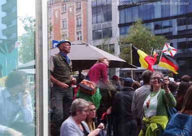 Freedom-210911-Brussel-selfie