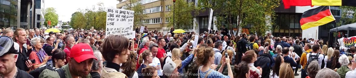 Freedom-210911-Brussel-speech-panorama