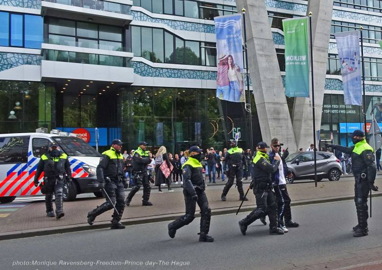 Freedom-210921-The-Hague-arrest