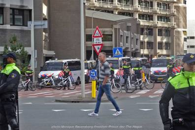 Freedom-210921-The-Hague-police-army-3