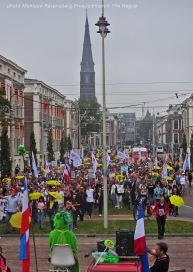 Freedom-210925-The-Hague-the-march-13