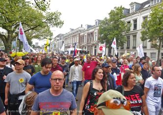 Freedom-210925-The-Hague-the-march-19