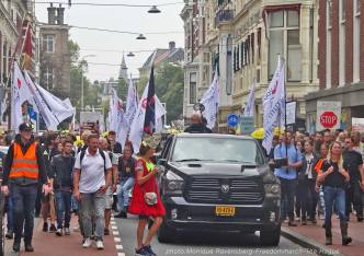 Freedom-210925-The-Hague-the-march-23