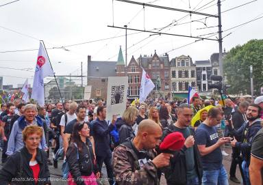 Freedom-210925-The-Hague-the-march-3