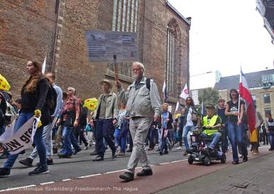 Freedom-210925-The-Hague-the-march-7